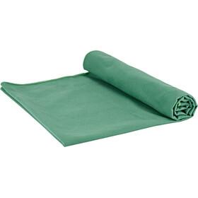 CAMPZ Microfibre Towel 40x80cm grün